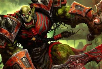 Orc aprender Mundial linguagem of Warcraft? Fácil!