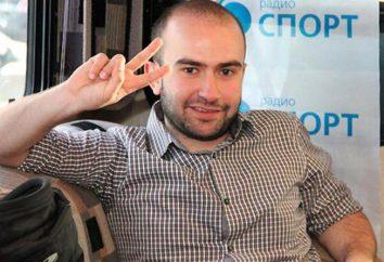 Nobel Arustamyan: Biografía e interesantes hechos de la vida de un periodista deportivo