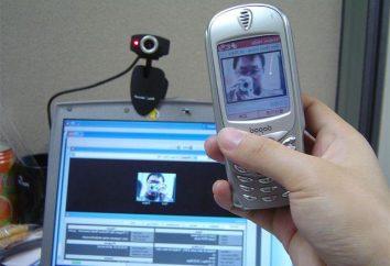 Telefono cellulare come webcam con caratteristiche più avanzate