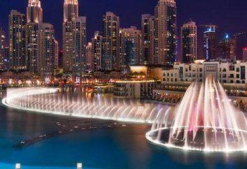 più grande fontana del mondo: nome, descrizione,