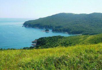 Vityaz Bay, Primorsky Krai: centros de recreación, foto y opiniones de los turistas