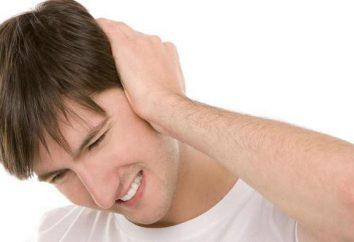 ból ucha: przyczyny, objawy i leczenie