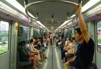 Shanghai Metro: cechy, harmonogram i opłaty