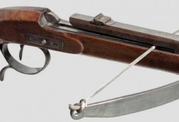 Pistolet-Kusza: Charakterystyka, opis, zdjęcia