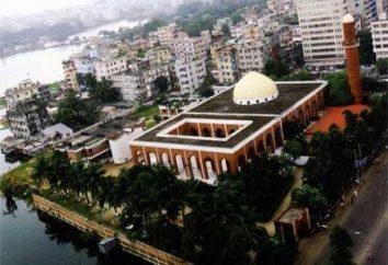 Die Hauptstadt Dhaka Bangladesch