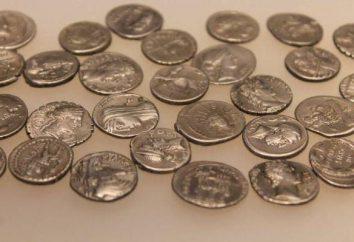 Monnaies antiques: portugais, américains, brésiliens, soviétiques. Combien sont les pièces de monnaie anciennes aujourd'hui?