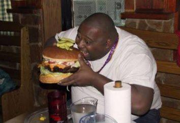 Aprender de qué alimentos engordan y no mejorar