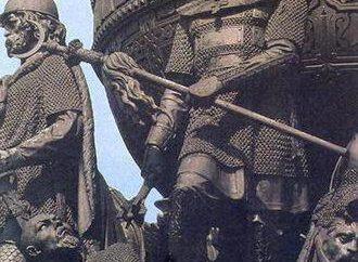 Oblique Basil, Yuri Zhukov, Dmitry Shemyaka: a luta com os príncipes Basil II