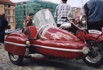 """Java-634"" – un seventies moto populaire"