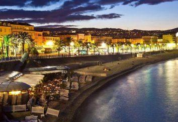 França, a cidade de Nice, na província de Provence atrações, comentários