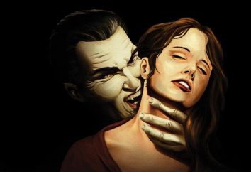 Vampires: Entstehungsgeschichte, die Legende