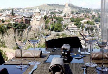 Hôtels Tbilissi: adresses, descriptions, des critiques et des experts