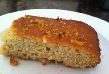 Génoise sans farine: en particulier la cuisine, des recettes et des recommandations
