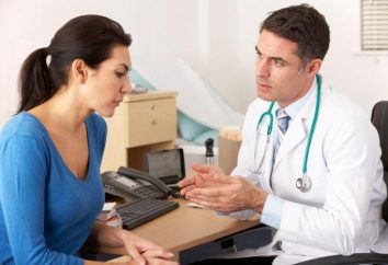 Beschwerde an den Arzt im Ministerium für Gesundheit: die Probe