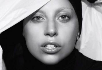 Lady Gaga sans maquillage. Biographie chanteuse américaine