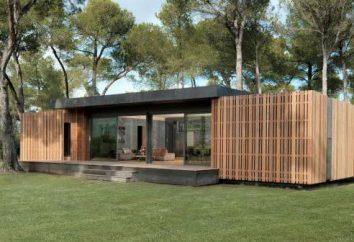 Niedrigenergiehaus. Passivhaus: Design, Konstruktion und Ausstattung