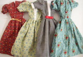 Come cucire i vestiti per le bambole? Consigli per i giovani lavoratori qualificati