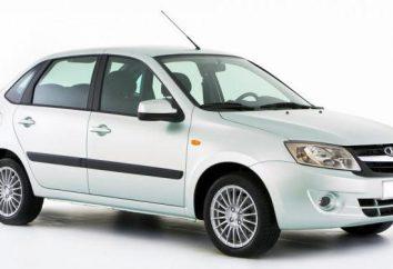 """Lada Granta"" (VAZ-2190) – das nationale Automodell"