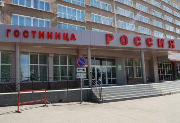 Les meilleurs hôtels à Cheboksary, « Russie » et « débogage »