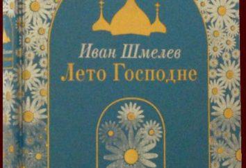 Shmelev I., « L'été du Seigneur »: un résumé. « L'été du Seigneur »: roman autobiographique