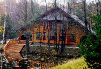 Relaxe na natureza. Centros de recreação em Moscou fim de semana barato