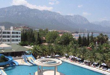 Ulusoy Kemer Holiday Club HV-1 – un hotel excelente para unas vacaciones más tranquilas