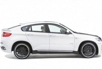 Una visión general de BMW X6 M