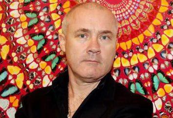 Damien Hirst – jeden z najbogatszych artystów w swoim życiu.