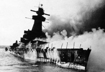 """Battleship """"União Soviética"""" – a principal força impressionante da frota"""