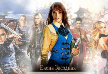 Elena Zvezdnaya: todos os livros sobre a série (lista), nome, comentários