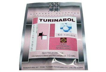 """""""Turinabol"""": Bewertungen vor. Wie nehmen """"Turinabol""""? Nebenwirkungen """"Turinabol"""""""