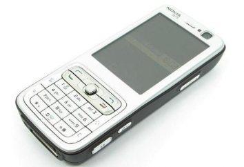 """Telefon """"Nokia N73"""": charakterystyka, zdjęcia, opinie"""