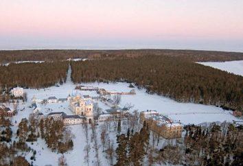Mosteiro Konevetsky no Lago Ladoga: História e passeios