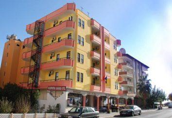 Hotel Kleopatra Sahara Hotel 3 * (Alanya, Turcja): opis, rozrywka i opinie
