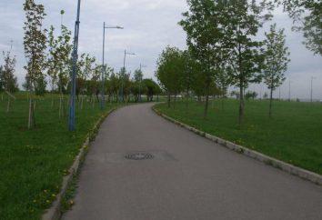 Parcs de Saint-Pétersbourg: le 300e anniversaire, la victoire, Alexander et d'autres