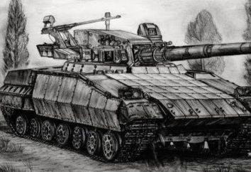 """prototipo sovietico carro pesante """"Oggetto 770"""": la descrizione e le recensioni"""
