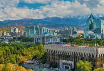 Ludność Almaty: dynamika, bieżące wskaźniki, skład narodowy, specyfika