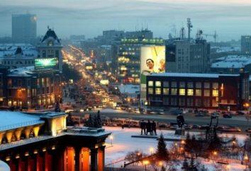 Novosibirsk Sehenswürdigkeiten: Denkmäler und andere Sehenswürdigkeiten
