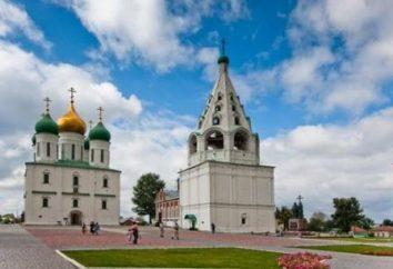 Kolomna. Visita del centro storico