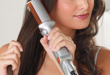 Jak wyprostować włosy w domu bez jej uszkodzenia