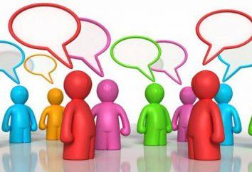 Comunicazione: concetti, definizioni, tipologie, classificazione e principi di base