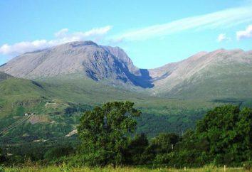 Montagna Ben Nevis, Scozia