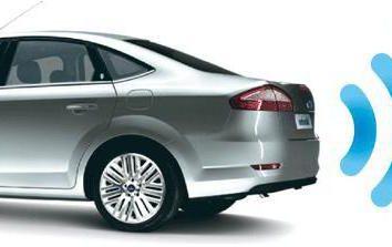 Parktronics para carros: tipos, características, instalação e comentários