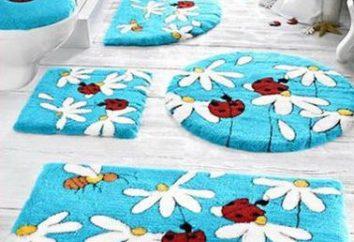 Dywan w łazience – styl i bezpieczeństwo w jednym temacie