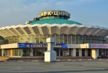 Circo Chelyabinsk: indirizzo, foto, programmi