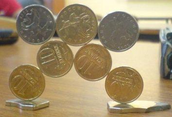 Costoso monete moderne russe: qual è il loro valore?