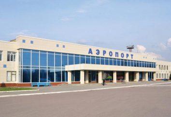 Voronezh, aéroport Chertovitskoye: histoire, informations générales