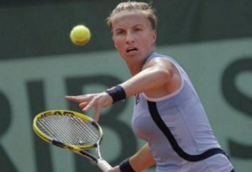 Svetlana Kuznetsova – joueur de tennis représentant la Russie au tournoi final WTA