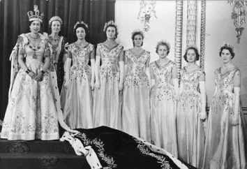 Demoiselle d'honneur – il privilèges et responsabilités