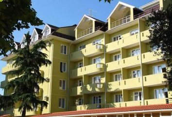 Hotel Almira, Adler: comentários, fotos, telefone